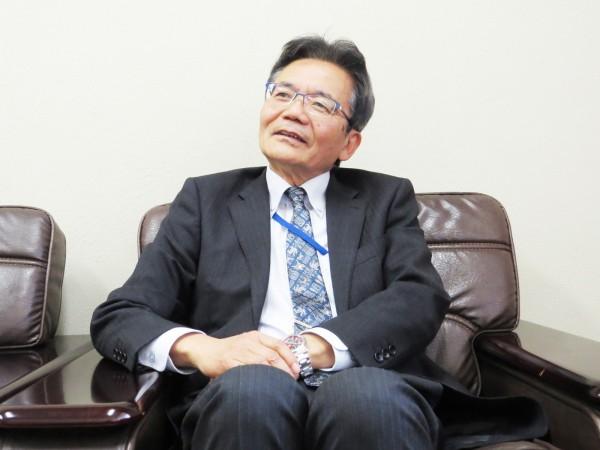 中日青葉学園 わかば館 わかば館館長・副学園長 近藤日出夫