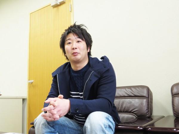 中日青葉学園 わかば館 児童指導員 大島 昭範さん