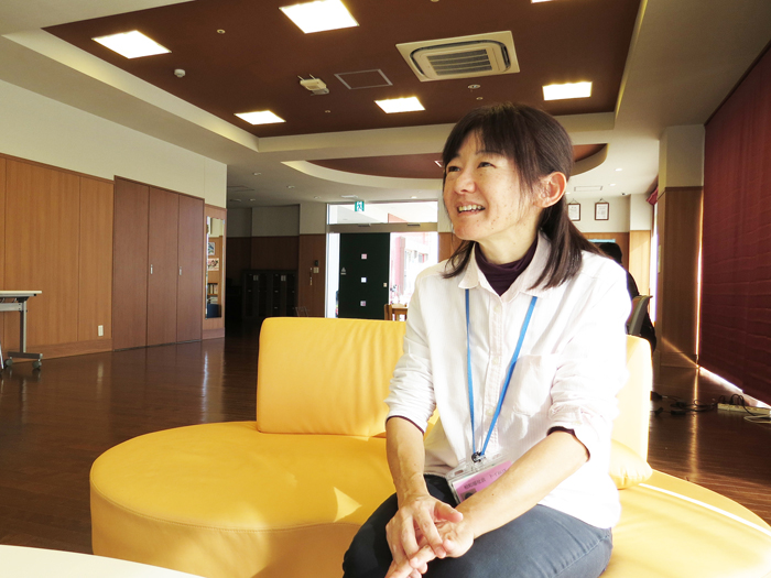 福祉型障害児入所施設 トイBOX [施設長・管理者]寺倉正恵さん