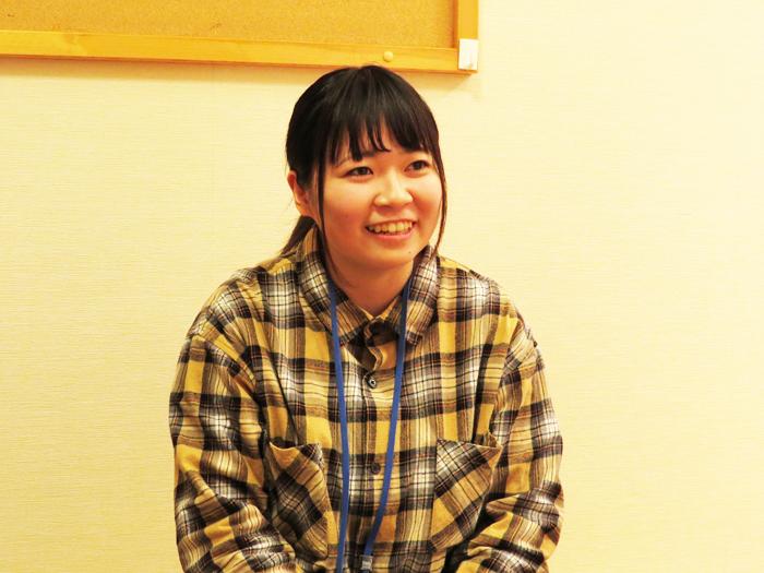 児童養護施設 風の色 [保育士]木村 美結(ミユ)さん
