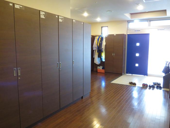 福祉型障害児入所施設 トイBOX 玄関